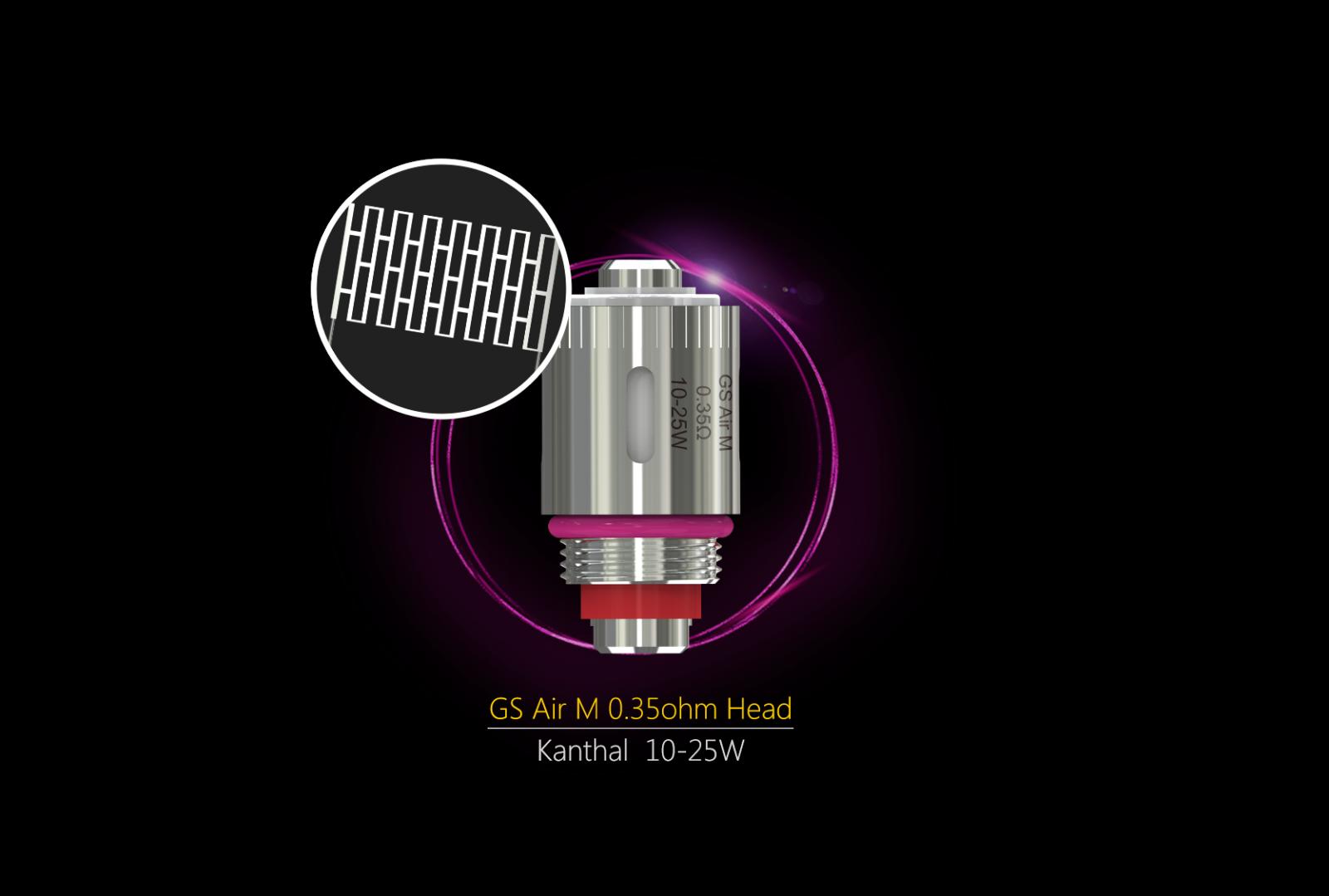RESISTANCE GS AIR M 0.35